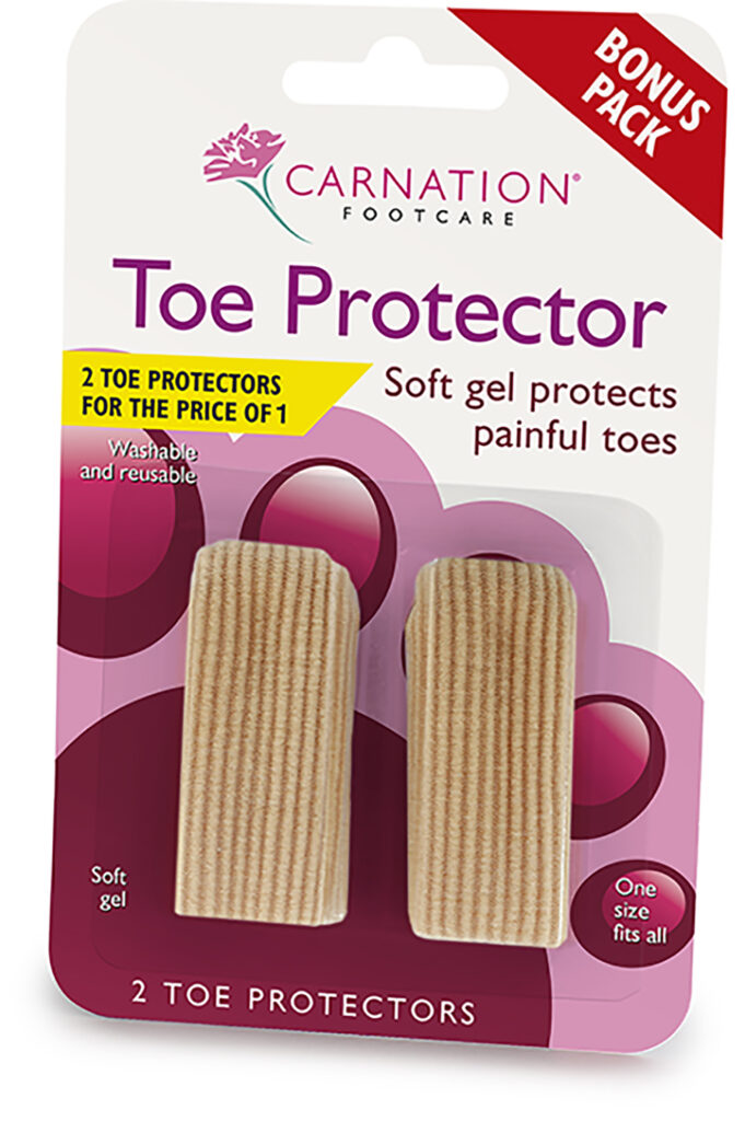 Carnation Toe Protector